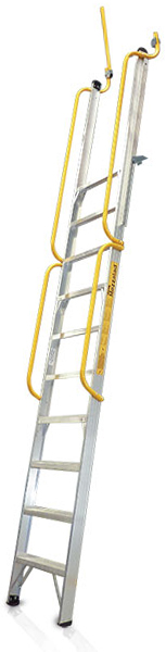 StockMaster Mezzalad mezzanine access ladder